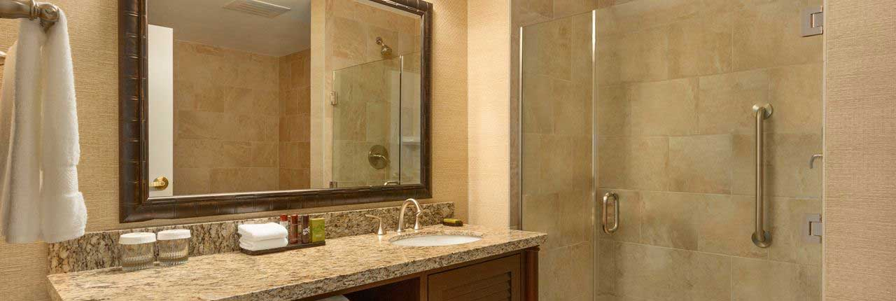 Hotel Bathroom Refinishing - NuFinishPro