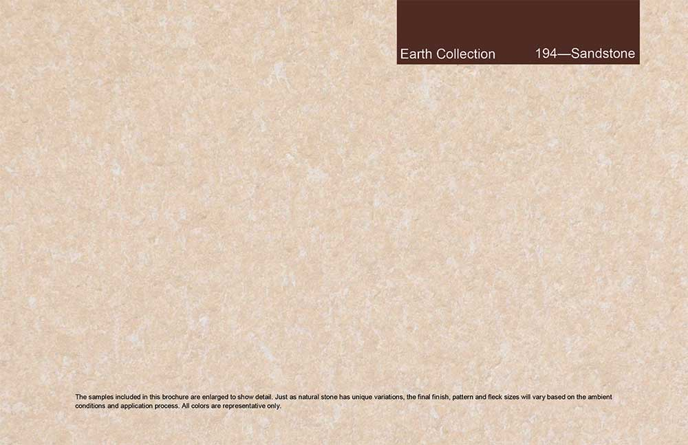 Earth Collection - 194 - Zandsteen
