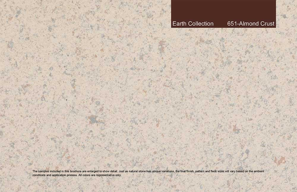 Earth Collection - 651 - Almond Crust