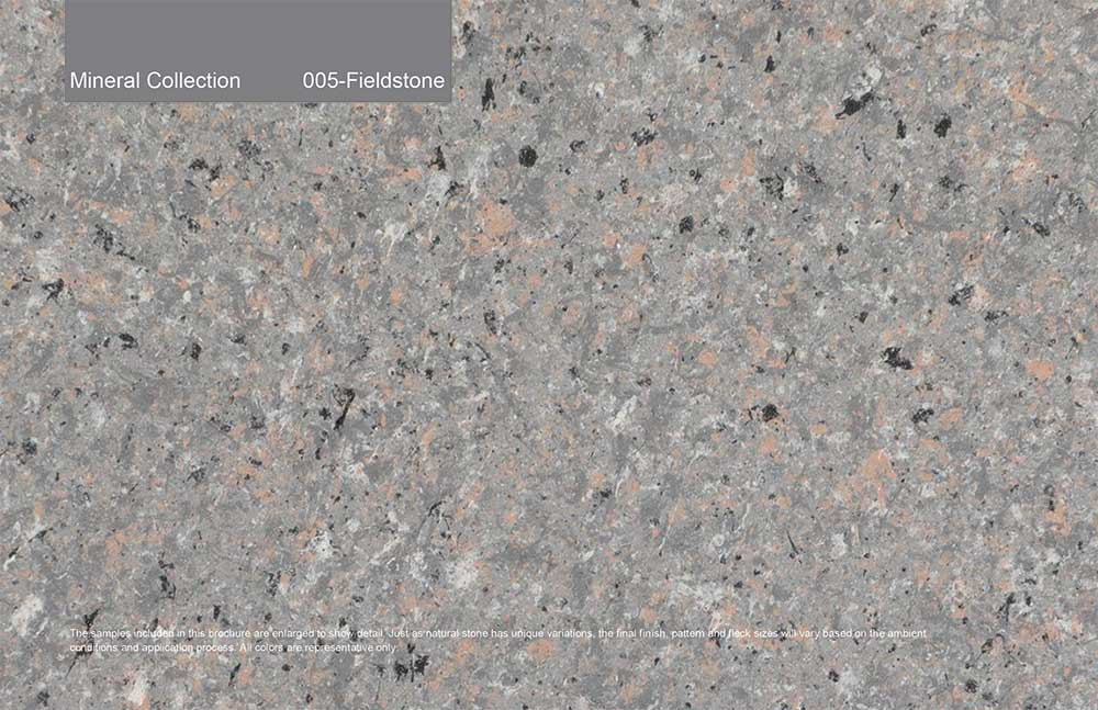 Mineral Collection - 005 - Fieldstone