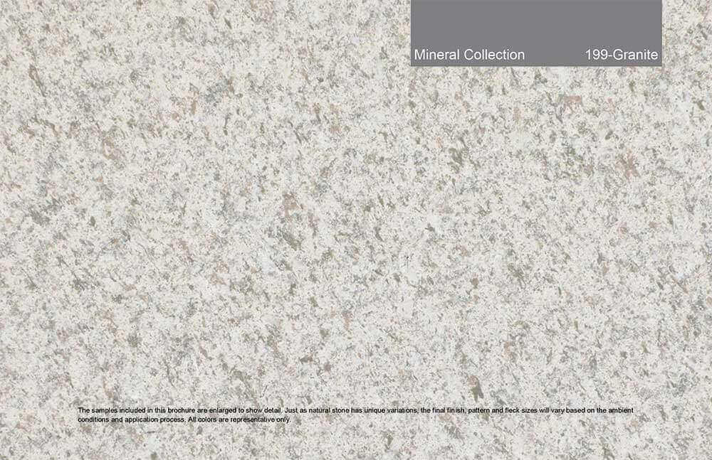 Mineral Collection - 199 - Granite