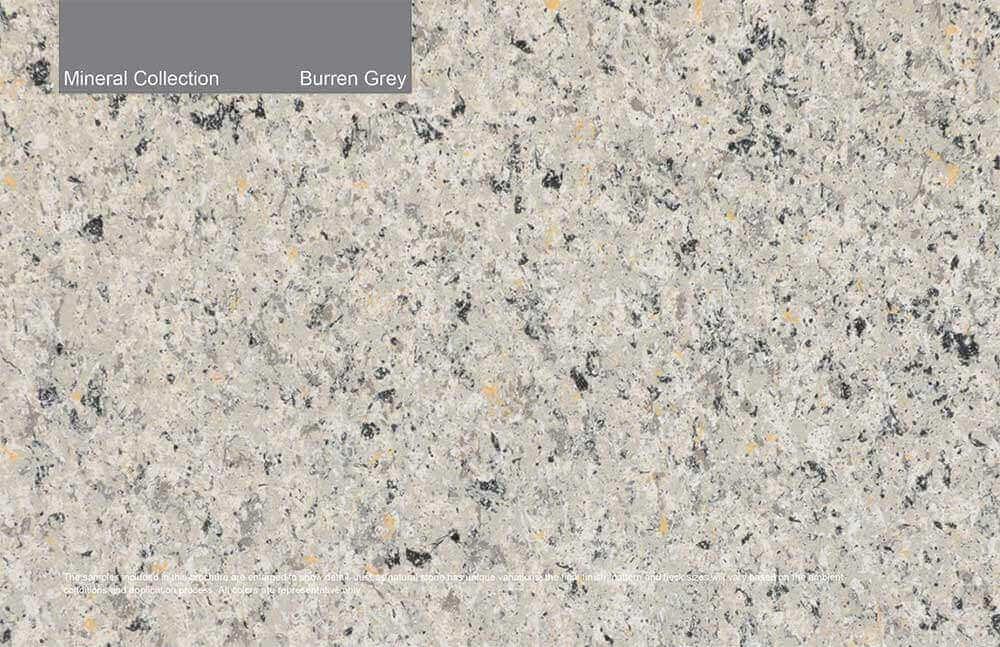Минерална колекция - Burren Grey