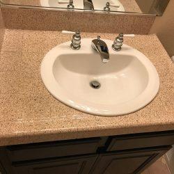 Opnieuw bedekken van badkamertegels na - NuFinishPro