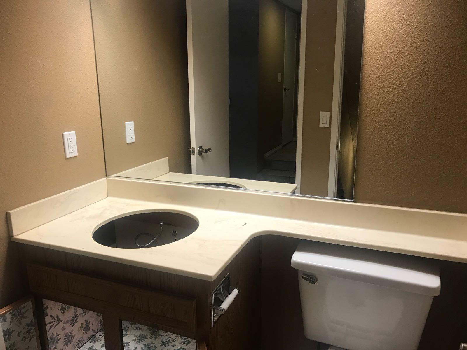 Preobdelava kopalnice pred nečimrnostmi - NuFinishPro