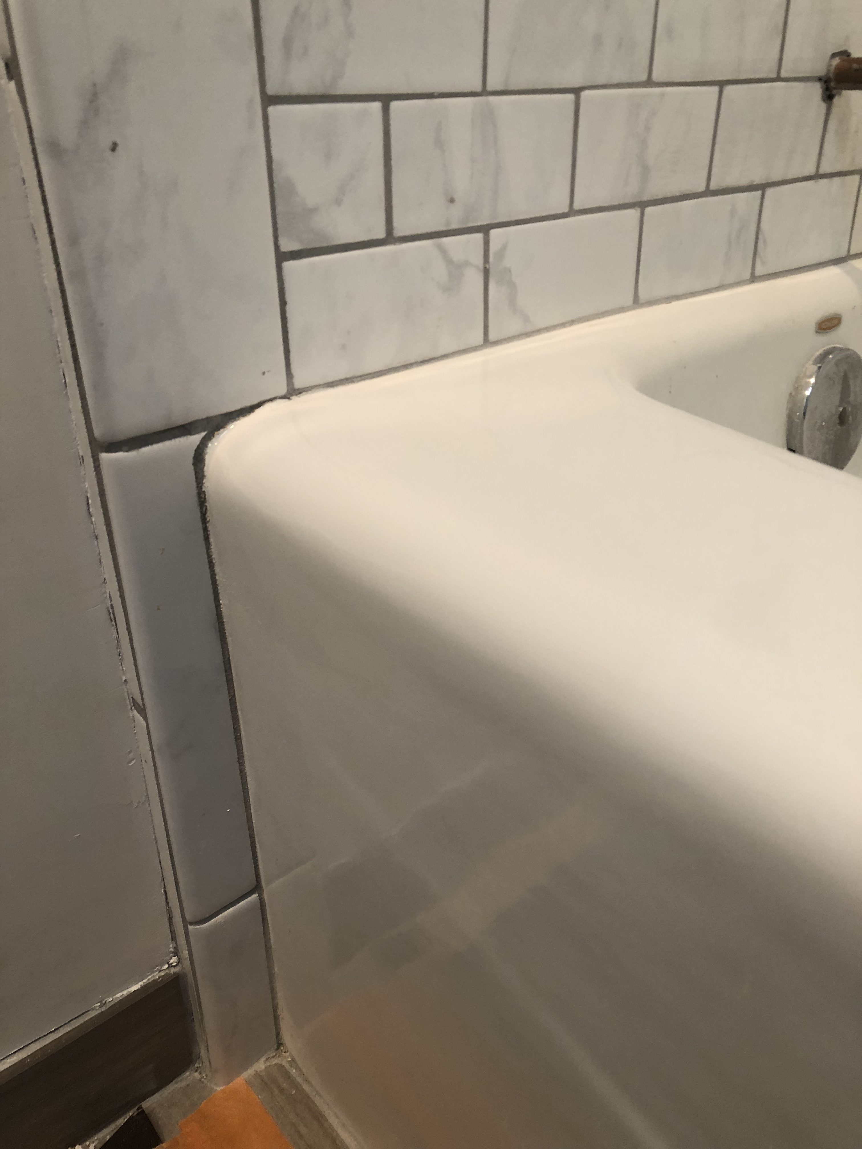 Bathtub Refinishing After Spot Repair - NuFinishiPro