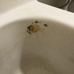 Badkuip overspuiten voor spotreparatie - NuFinishPro