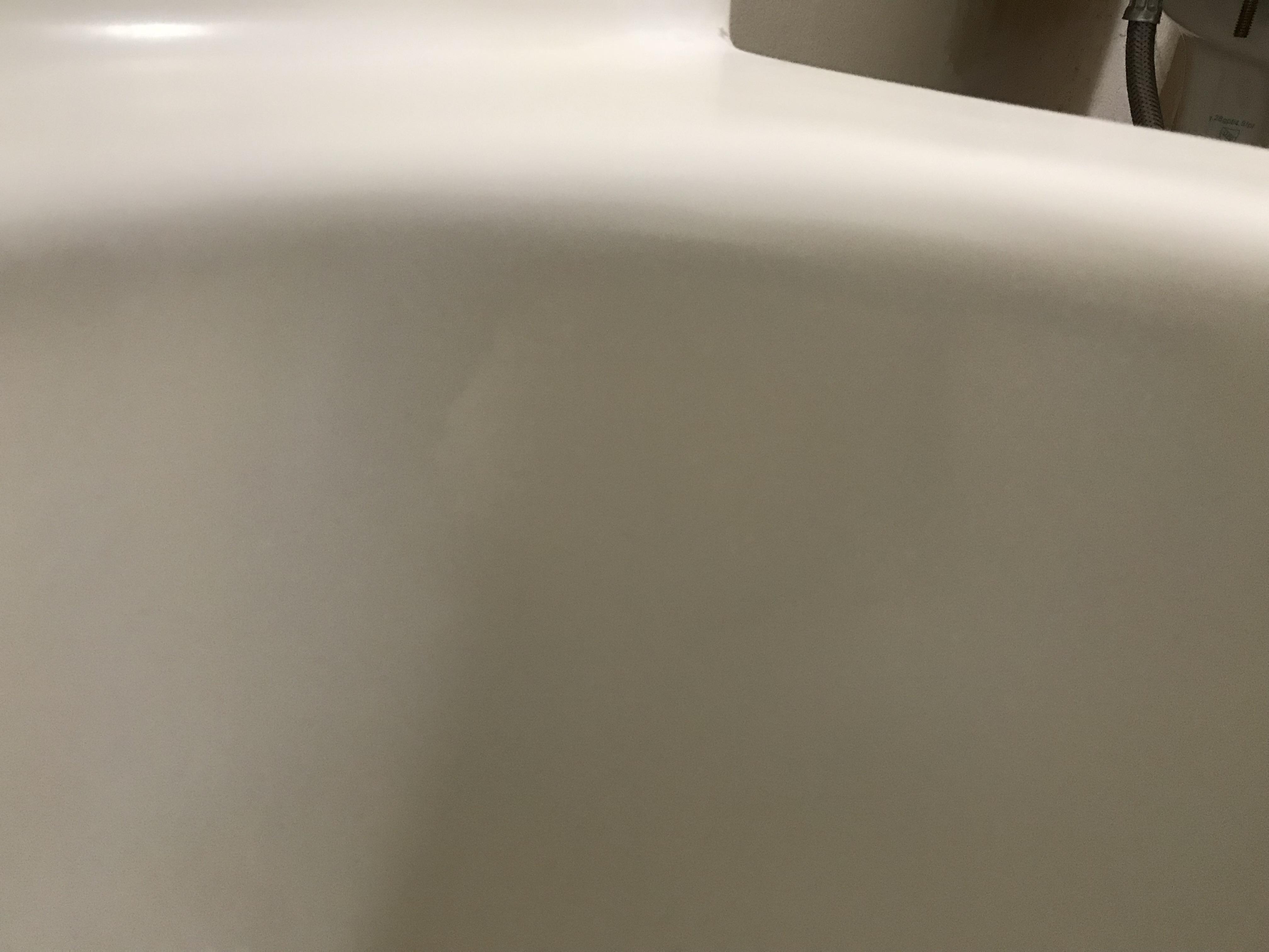 Bathtub Refinishing After Repair - NuFinishPro