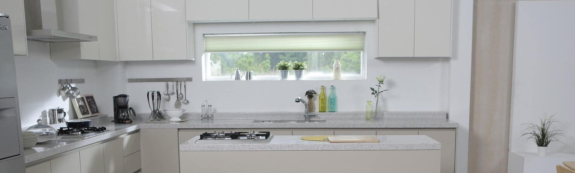Kitchen countertop resurfacing with color customization - NuFinishPro