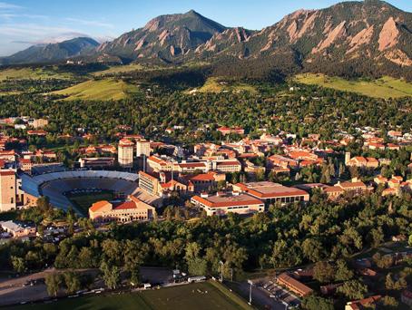 Boulder, NuFinishPro-kantoor in Colorado