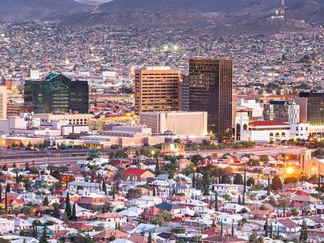 El Paso, NuFinishPro-kantoor in Texas