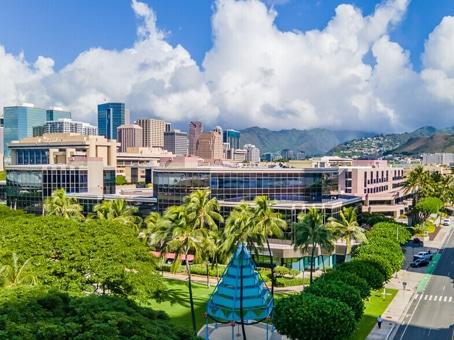 Kantoorlocatie voor Nufinsihpro in Honolulu