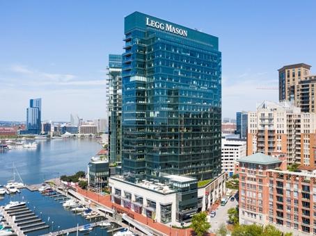Kantoorlocatie voor NuFinishPro in Baltimore